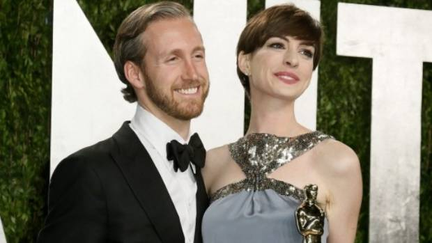 Anne Hathaway and her husband Adam Shulman tied the knot in 2012.