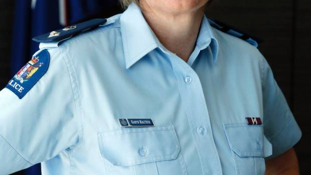 Tasman police district commander Karyn Malthus: