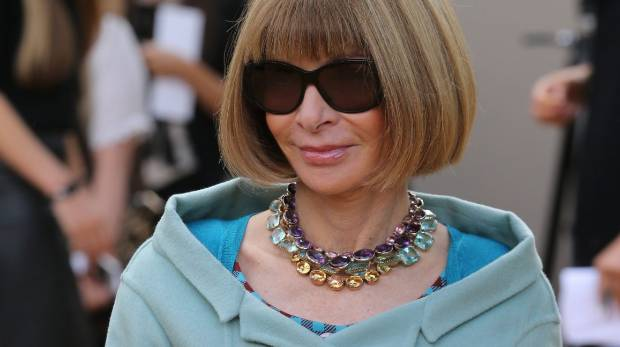 Anna Wintour says everyone should be fired at least once.