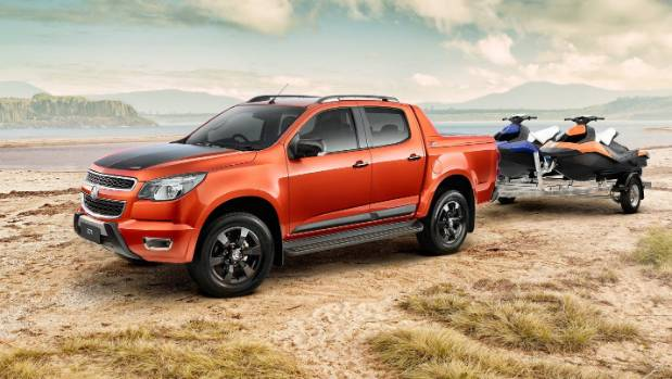 Holden Colorado makes SUV fashion statement in Z71 guise.