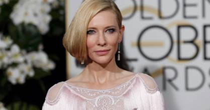 Fancy a spot of laser therapy, Cate Blanchett?
