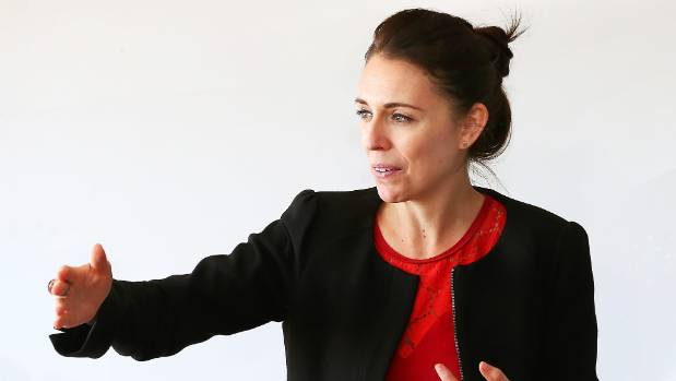 Labour MP Jacinda Ardern says the Government is stigmatising a whole cohort of young New Zealanders while leaving others ...