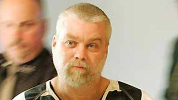 Convicted murderer Steven Avery.