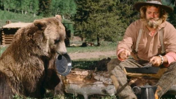 John Haggerty, star of TV show The Life and Times of Grizzly Adams, has died aged 74.