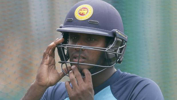 SLC suspends Samaranayake for two months