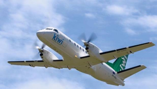 Kiwi Regional Airlines could offer Taupo flights in the future.