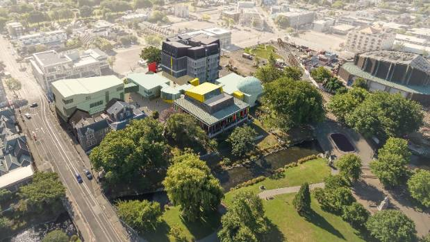 New $50m Science Alive! building in Christchurch