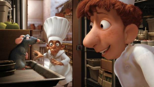 "Anthony Bourdain rates Ratatouille ""the best restaurant movie ever made"". He wasn't wrong."