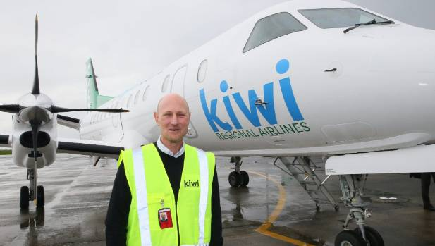 Kiwi Regional Airlines chief executive Ewan Wilson said the agency alliance with Barrier Air was a win for travellers.