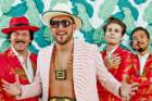 UK's the Cuban Brothers' show is a mix of comedy, dance and music.