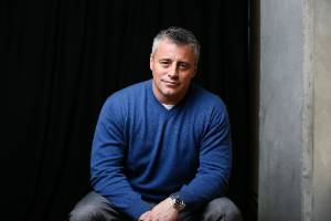 "Actor Matt LeBlanc will help host ""Top Gear"" when it returns in May."