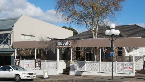 A Masala restaurant in Birkenhead, part of an Auckland chain of Indian restaurants. The High Court has ordered a freeze ...