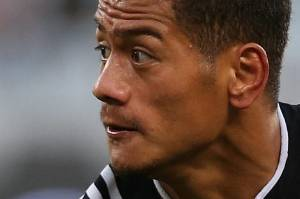 All Black Sevens playmaker Augustine Pulu suffered an arm injury during the semifinal win over Fiji at the Sydney leg of the World Series on Sunday.