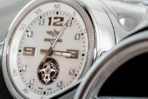 Bentley is offering a NZ$320k Breitling clock as an optional extra in its Bentayga SUV.