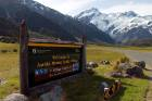 Aoraki Mt Cook Village is growing in popularity with tourists.
