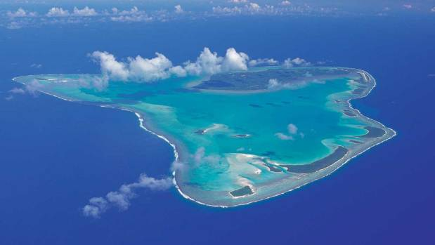 The Cook Islands is one of the Pacific nations crying out for a new submarine cable connection.