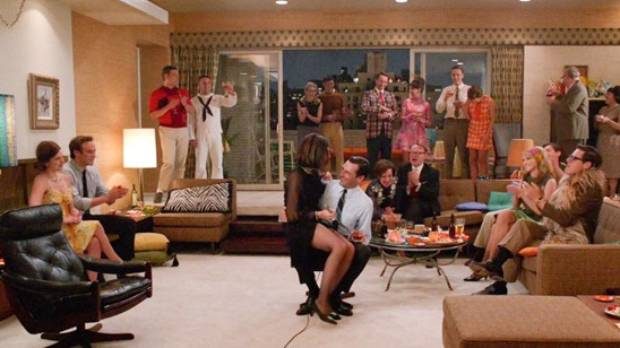 mad men is over so is midcentury modern