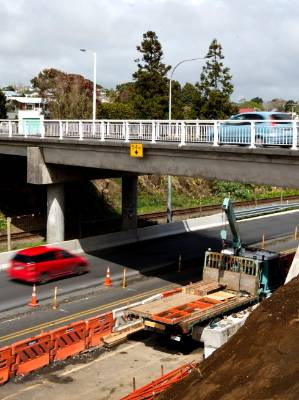 Motorists are losing patience over the vickers to City upgrade.