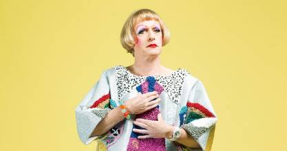 Grayson Perry, Portrait Claire, 2014, photograph: Pal Hanson