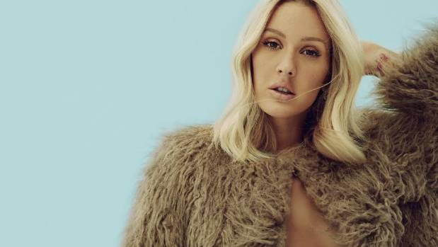 Pop singer Ellie Goulding has announced she is heading to New Zealand in 2016 as part of her Delirium world tour.