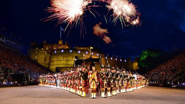 An influx of visitors for the Royal Edinburgh Military Tattoo will see $16 million economic benefits spread throughout ...