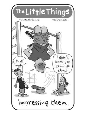 Impressing them, the Little Things February 2 2016