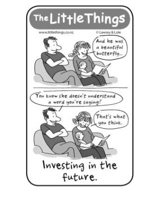 Investing in their future, the Little Things February 4 2016