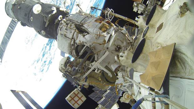 Nasa is doing the right thing in handing over some contracts around the International Space Station (ISS) to the private ...