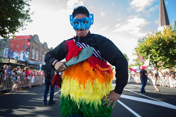 22022016 News Photo: CHRIS MCKEEN/FAIRFAX NZ
