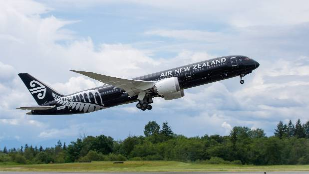 Air New Zealand's profit and cashflow have both jumped.