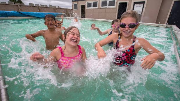 School Pools Depend On Fundraising To Help Teach Kids To Swim