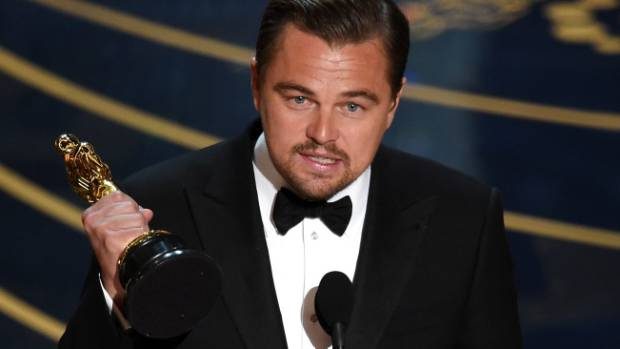 Oscars 2016: Leonardo DiCaprio's acceptance speech after winning his first Academy Award