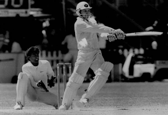 Martin Crowe's batsmanship combined grace and power in equal measure.