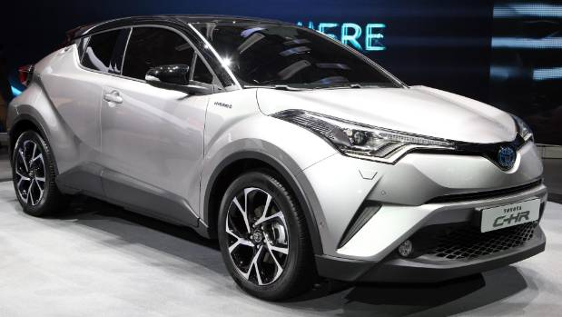 Toyota drops diesel from new C-HR model, signals likely phase-out