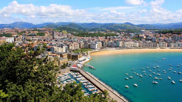 Delicious food, great bars, beautiful beaches - San Sebastian has it all.