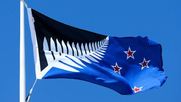 Some Kiwi sailors will be flying the alternative flag design on their boats during sail testing for the Rio Olympics.