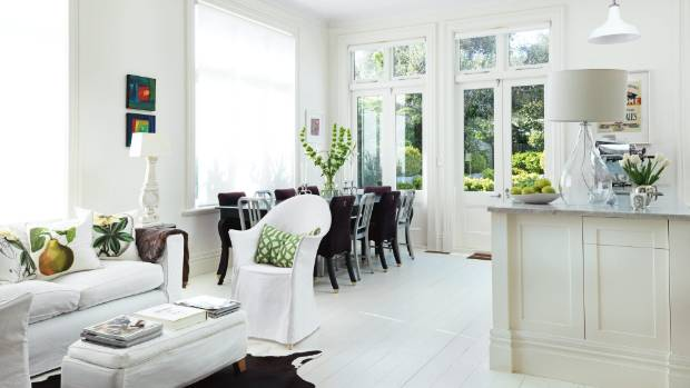 Decorating With White A Designer 39 S Clever Wellington Renovation