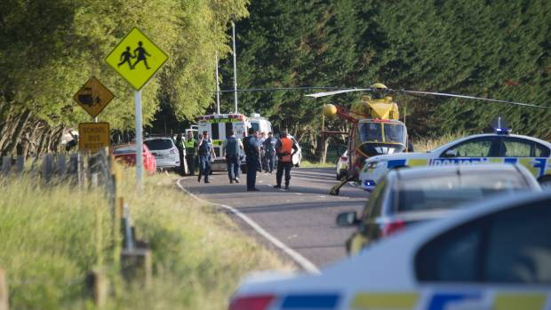 One of the four police officers shot during an armed incident at a rural property in the Bay of Plenty is a recognised ...