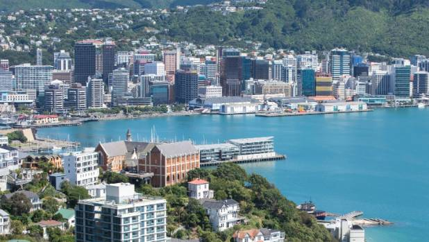 Wellington has identified the four big threats to its prosperity, which it needs to plan for.