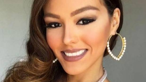 Puerto Rico's Miss Universe title holder is out; she doesn't like cameras