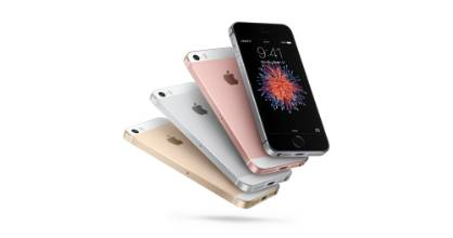 The iPhone SE was released in New Zealand on April 1.