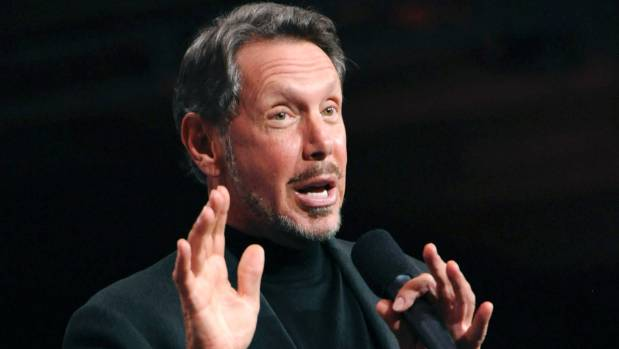 How tech mogul Larry Ellison's friendship with a USC doctor led to US$200 million cancer research gift | Stuff.co.nz