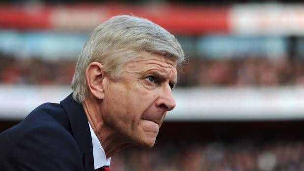 Arsene Wenger open to coaching England