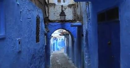 Chefchaouen was closed to outsiders until the 1920s