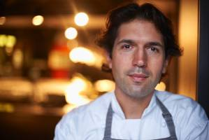 Ben Shewry owns Attica in Melbourne, voted Australia's best restaurant.