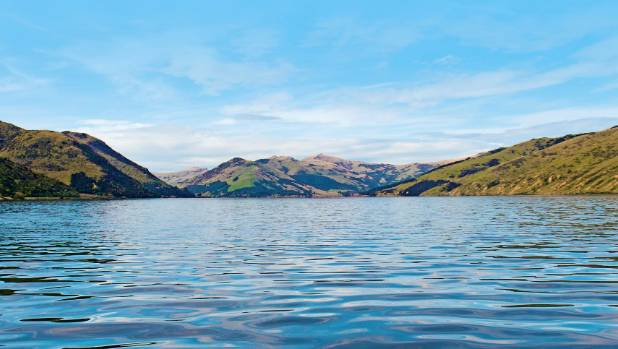 Lake Forsyth, on Canterbury's Banks Peninsula, can appear to be a stunning water resource.