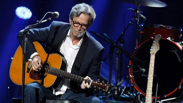 Eric Clapton on his mates' mortality and his new album | Stuff.co.nz