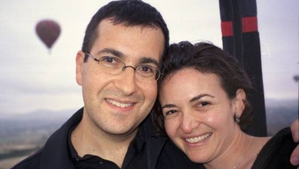 Sheryl Sandberg talks about how she learned to live with her husband's death   Stuff.co.nz