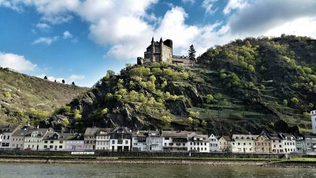 Cruising the Rhine on Avalon Waterway's Imagery II.