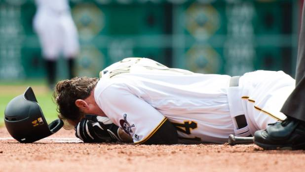 Ryan Vogelsong: Ryan Vogelsong suffered eye injury on HBP